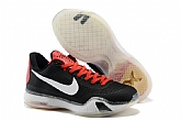 Nike Kobe 10 Low Black Red White Mens Nike Kobe Bryant Basketball Shoes 11FX27,baseball caps,new era cap wholesale,wholesale hats