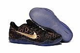 Nike Kobe 11 Elite Low Black Gold Mens Nike Kobe Bryant Basketball Shoes SD50,baseball caps,new era cap wholesale,wholesale hats