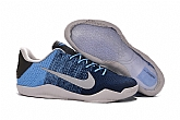 Nike Kobe 11 Elite Low Brave Blue Mens Nike Kobe Bryant Basketball Shoes SD56,baseball caps,new era cap wholesale,wholesale hats