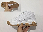 Nike Air More Uptempo White Gum Girls Womens Nike Air Max Running Shoes YZHSD7,baseball caps,new era cap wholesale,wholesale hats