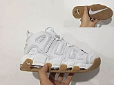 Nike Air More Uptempo White Gum Mens Nike Air Max Running Shoes YZHSD91,baseball caps,new era cap wholesale,wholesale hats