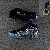 Nike Air Foamposite One PRM Abalone Mens Nike Foamposites Basketball Shoes SD71,baseball caps,new era cap wholesale,wholesale hats