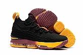 Nike LeBron 15 Mens Nike Lebrons James 15s Basketball Shoes SD5,baseball caps,new era cap wholesale,wholesale hats