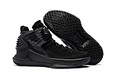 Air Jordan 32 Shoes Black 2018 Mens Air Jordans Retro 3s Basketball Shoes XY15,baseball caps,new era cap wholesale,wholesale hats