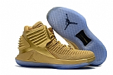 Air Jordan 32 Shoes Glod 2018 Mens Air Jordans Retro 3s Basketball Shoes XY12,new jordan shoes,cheap jordan shoes,jordan retro 11,jordans shoes,michael jordan shoes