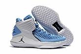 Air Jordan 32 Shoes UNC 2018 Mens Air Jordans Retro 3s Basketball Shoes XY24,new jordan shoes,cheap jordan shoes,jordan retro 11,jordans shoes,michael jordan shoes