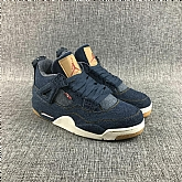 Air Jordans 4 Retro Denim 2018 Mens Air Jordans Retro 3s Basketball Shoes XY206,baseball caps,new era cap wholesale,wholesale hats