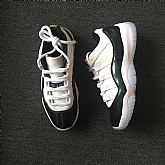 Air Jordan 11 Low Easter Iridescent Emerald Green 11s Mens Iridescent jordan 11 Basketball Shoes SD276,baseball caps,new era cap wholesale,wholesale hats