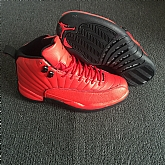 Air Jordan 12 Gym Red 2018 Mens Air Jordans Retro 12s Basketball Shoes XY191,baseball caps,new era cap wholesale,wholesale hats
