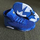 Air Jordan 6 Retro Flyknit Blue 2018 Mens Air Jordans Retro 6s Basketball Shoes XY25,baseball caps,new era cap wholesale,wholesale hats