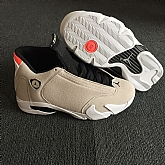 Air Jordan 14 Desert Sand 2018 Mens Air Jordans Retro 14s Basketball Shoes XY26,baseball caps,new era cap wholesale,wholesale hats