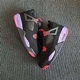 Air Jordans 4 Retro Raptors 2018 Girls Womens Air Jordans Retro 4s Basketball Shoes XY28,baseball caps,new era cap wholesale,wholesale hats