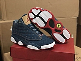 Air Jordan 13 Retro Denim 2018 Mens Air Jordans Retros 13s Basketball Shoes XY240,baseball caps,new era cap wholesale,wholesale hats