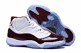 Air Jordan 11 Wine Red Mens Retro Jordans 11s Shoes XY1,baseball caps,new era cap wholesale,wholesale hats