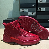 Air Jordan 12 Retro Red 2018 Mens Air Jordans Retro 12s Basketball Shoes XY195,baseball caps,new era cap wholesale,wholesale hats