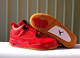 Air Jordan 4 Red Mens Retro Jordans 4s Shoes XY3,baseball caps,new era cap wholesale,wholesale hats