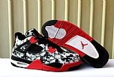 Air Jordan 4 Tattoo Mens Retro Jordans 4s Shoes XY,baseball caps,new era cap wholesale,wholesale hats