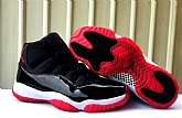Air Jordan 11 Bred Black Red Mens Retro Jordans 11s Shoes XY10,baseball caps,new era cap wholesale,wholesale hats