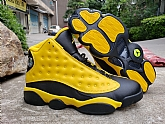 Air Jordan 13 Yellow Black 2019 Mens Retro Jordans 13s Shoes SD4,baseball caps,new era cap wholesale,wholesale hats