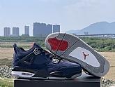 Air Jordan 4 WNTR Loyal Blue Mens Retro Jordans 4s Shoes XY16,new jordan shoes,cheap jordan shoes,jordan retro 11,jordans shoes,michael jordan shoes