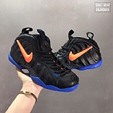 Nike Air foamposite pro Knicks 2019 Mens Nike Air yeezy foamposites shoes SY3,new jordan shoes,cheap jordan shoes,jordan retro 11,jordans shoes,michael jordan shoes