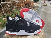 Air Jordan 4 Black Grey Red 2019 Mens Retro Jordans 4s Shoes SD8,baseball caps,new era cap wholesale,wholesale hats